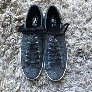 Keds Denim Rubber Lace Sneakers